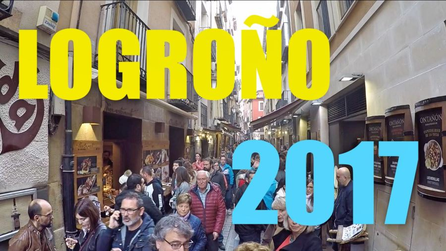 Logroño 2017 (el VLOG)