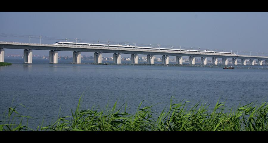 Gran Puente de Danyang–Kunshan