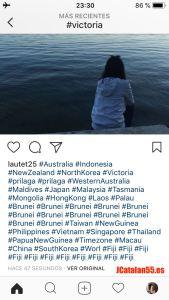 abuso hashtags