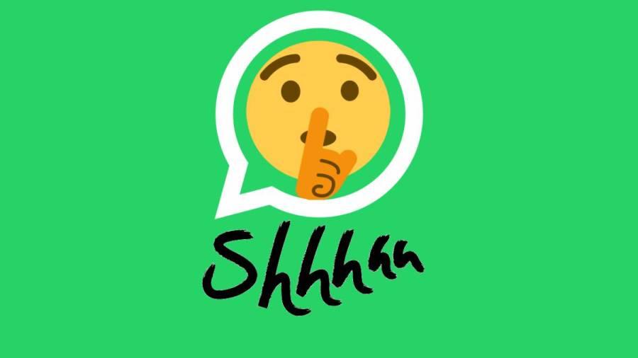 silenciar WhatsApp