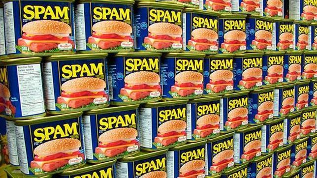 acosado por spamm