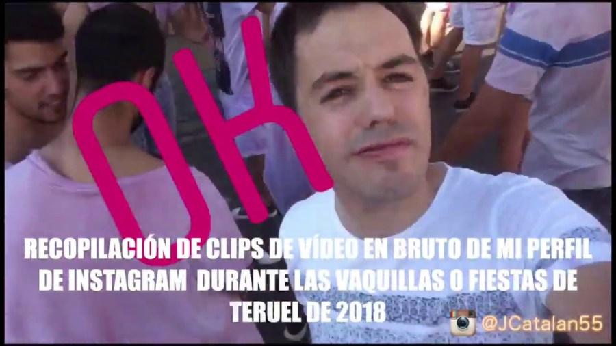 Vaquillas Teruel 2018