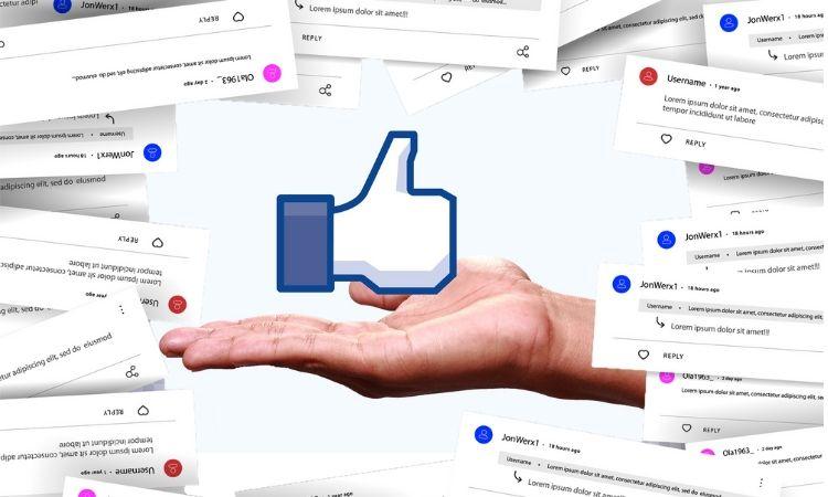 Respuestas sugeridas de Facebook