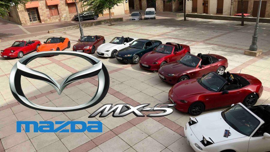 Kedada - Ruta Mazda en Molina de Aragón