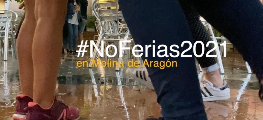 NoFerias 2021 Molina de Aragón, mi vídeo