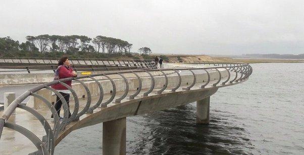 Puente circular Uruguay