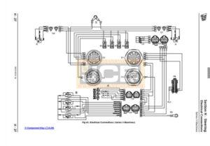 JCB Side Engine Loadalls 530, 532, 533, 535, 537, 540
