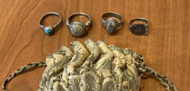 Cuantro anillos de plata