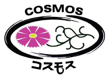 コスモス・ロゴ(カラー)