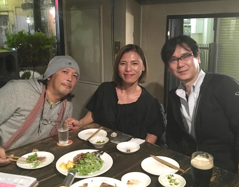 Katsuya Terada & Hirokazu Yasuhara & Sleepless kao