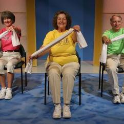 30 Minutes In Chair Exercises For Seniors Brown Accent Chairs Living Room Low Impact Exercise