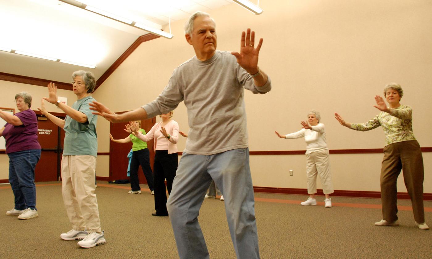 chair yoga for seniors positive posture vaya - black » tai chi
