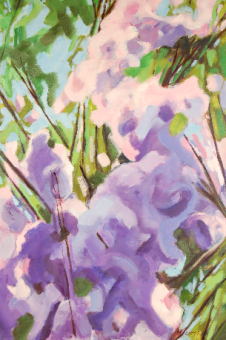 2007 - Huile / Floral 003