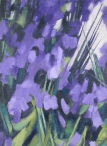 2007 - Huile / Floral 006