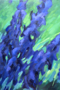 2011 - Huile / Floral 001