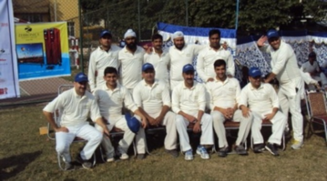 JCDA Cricket Semi-Final