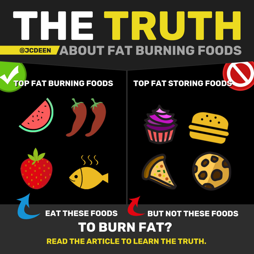 Fat Burning Foods What Experts Dont Want You To Know