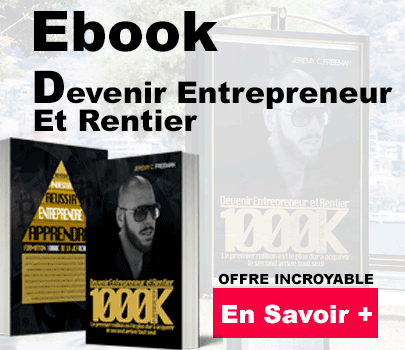 Ebook de la formation devenir entrepreneur et rentier de jeremy christian freeman