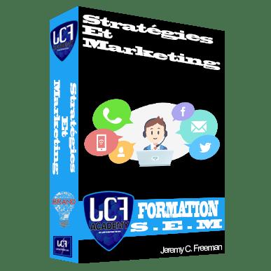 3 – Stratégies et Marketing