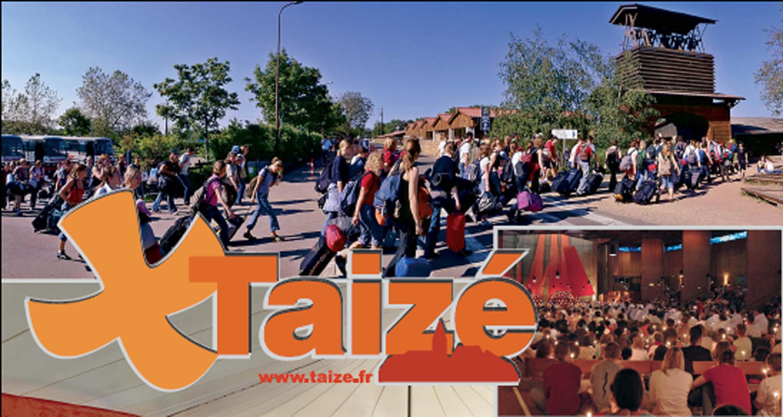 JCFL pilgrimage to Taize 2009