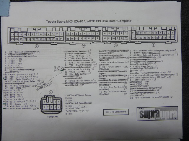 1jz ecu wiring diagram 2016 ford f150 factory stereo megasquirt support forum (msextra) • 1990 toyota supra w/ 1jz-gte swap, all stock sensors (view ...