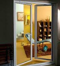 Porte fenêtre Alu