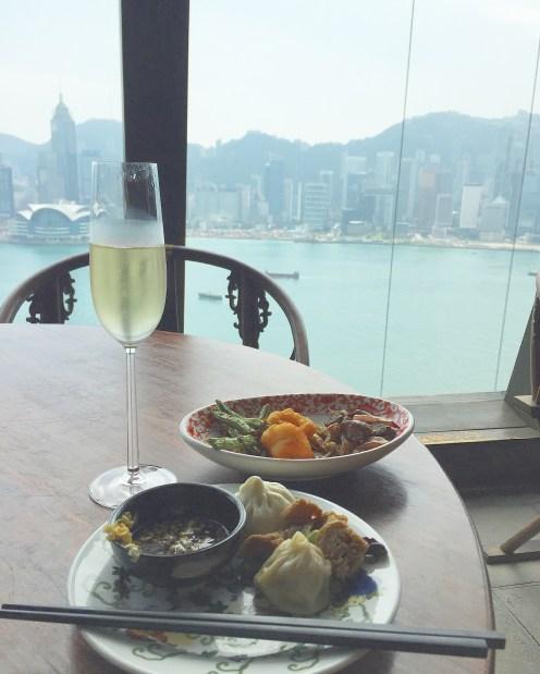 Hutong Dim Sum & Views
