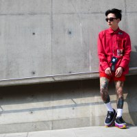 Seoul Fashion Week FW15: Street Fashion Day 2 Part 2