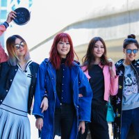Seoul Fashion Week FW15: Street Fashion Day 6 Part 2