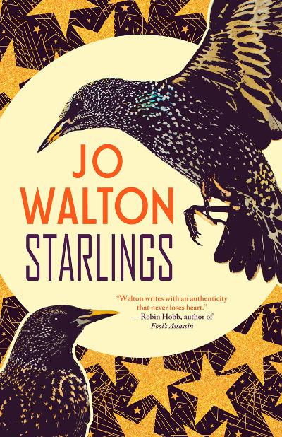 Starlings by Jo Walton