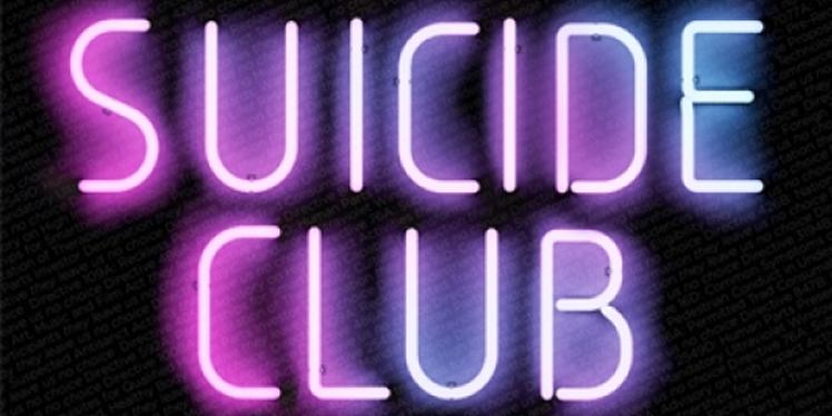 Suicide Club, by Rachel Heng