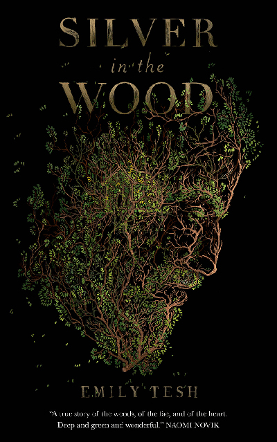 The cover of Silver in the Wood by Emily Tesh