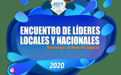 Boletín Encuentro de líderes locales y nacionales 2020