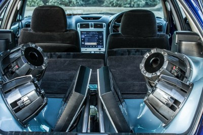 Custom Install - Mitsubishi VR4