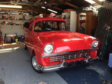 Custom Install - 50's Holden