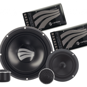 Rainbow Germanium GL-C6.3 3 way 6.5 inch component speakers from JC Installs in Christchurch