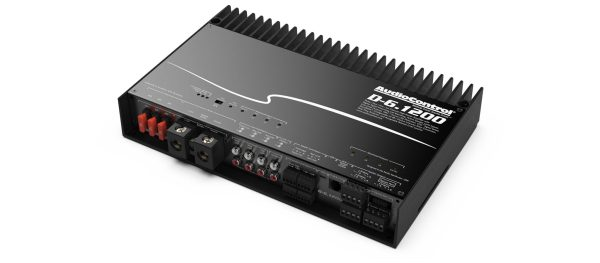 AudioControl D6.1200 6 channel DSP amplifier from JC Installs in Christchurch