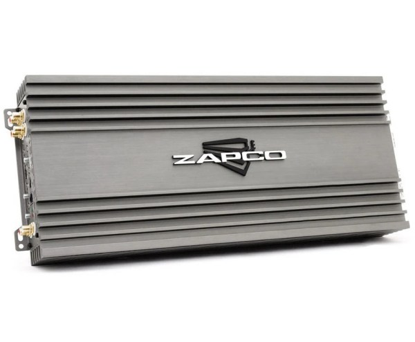 Zapco Z-150.4 II 4 channel Class AB amplifier from JC Installs in Christchurch