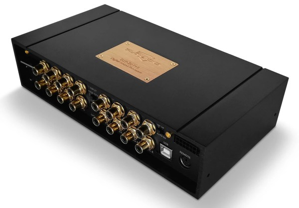 Zapco DSP-Z8 IV II with Bluetooth streaming digital sound processor from JC Installs in Christchurch