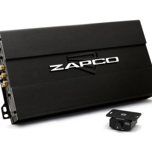 Zapco ST-204D SQ 4 Ch Class D SQ Amplifier from JC Installs in Christchurch