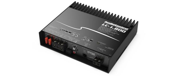 AudioControl LC-1.800 800w mono sub amplifier from JC Installs in Christchurch