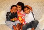 Tisha, Otu, and Renne.... Naughtiest and Cutest Kids