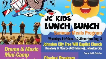 Lunch Bunch Grand Finale: A Free Drama & Music Mini-Camp
