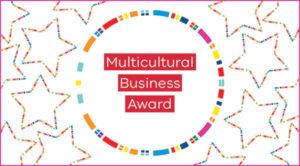 """2017年ビクトリア州 """"Multicultural Business Award"""""""