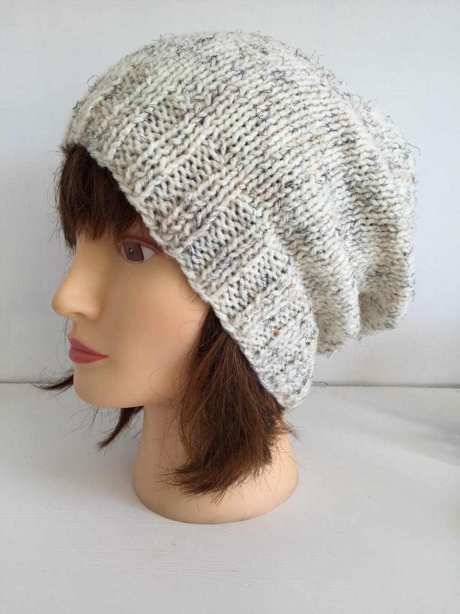 2f955d73de3bd8 Ivory Unisex Wool Slouchy Everyday Beanie Hat For Men and Women ...