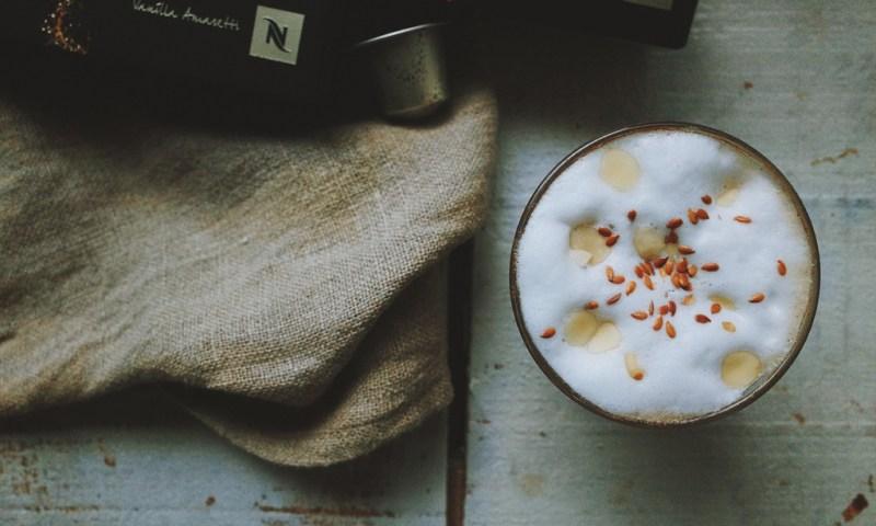 【邀約】Nespresso 2015聖誕繽紛限量風味咖啡食譜/孜然辛香鳳梨青椒牛肉串,酥脆可頌莓果麵包布丁