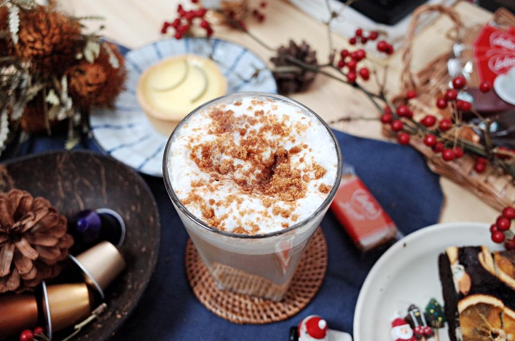 日常合作|Nespresso 聖誕跨年獻禮/冬季限量款風味咖啡.節慶限量款包裝禮盒
