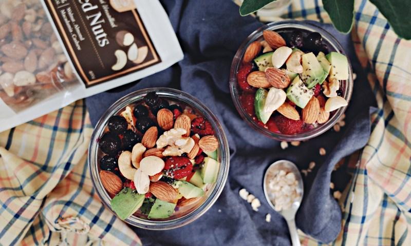 早麥嚴選【Daily Boost】|即食大燕麥片 (無添加糖)+嚴選無調味綜合堅果