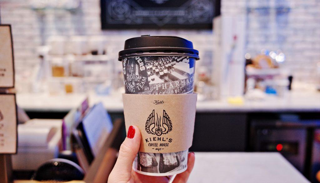 Try Before You Buy 金盞花拿鐵|新光三越A11 Kiehl's House Coffee