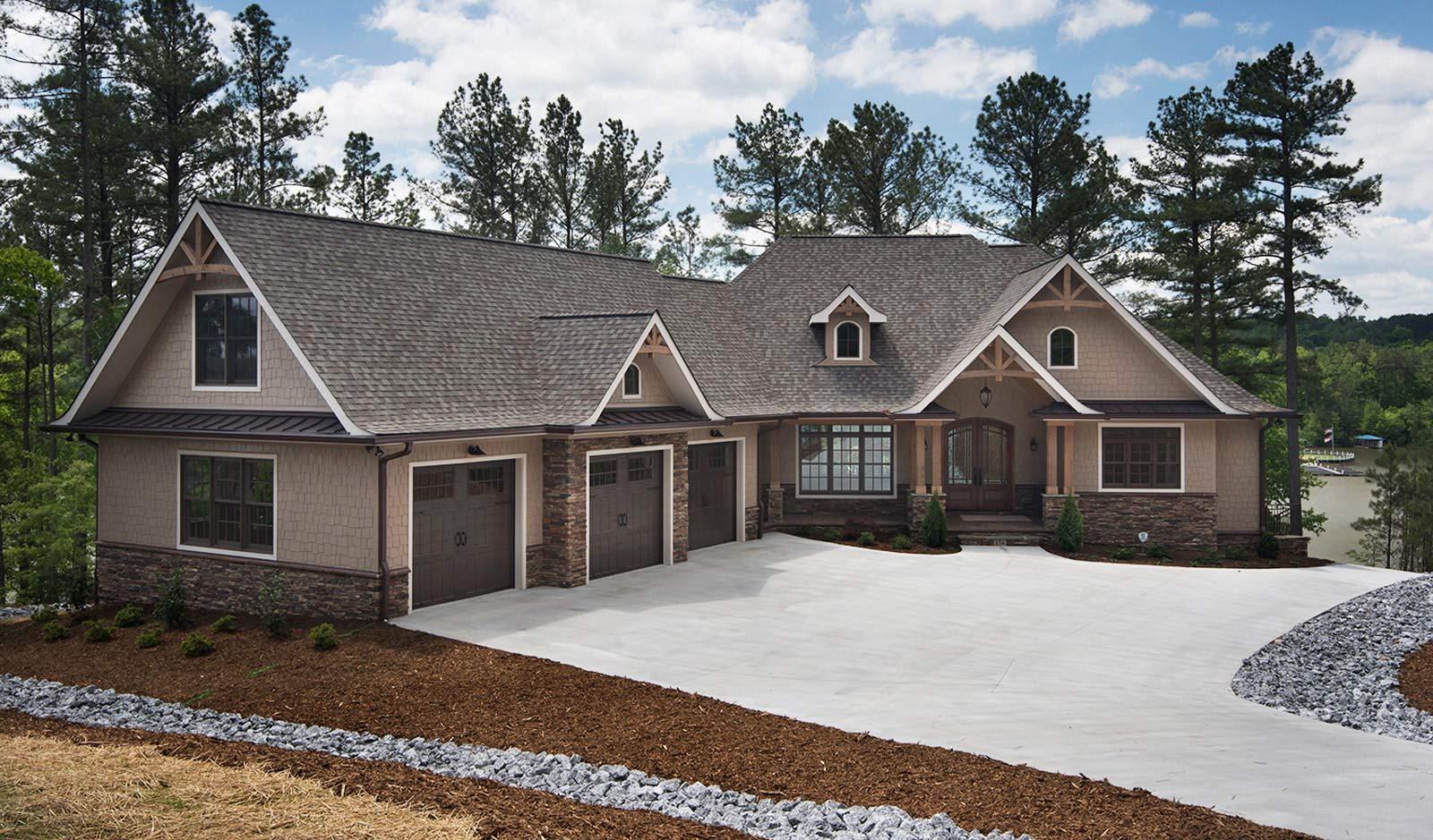 Custom Home Builders NC